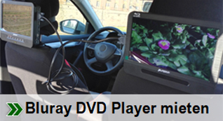 Blu-Ray DVD Player mieten